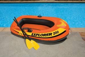 Нові Надувні човни для риболовлі Intex