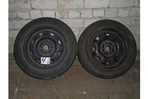 б/у Диск с шиной Hyundai Getz