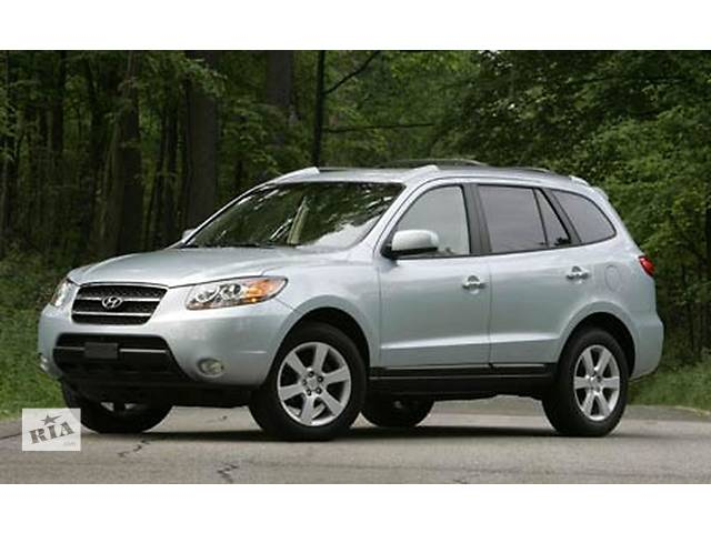 купить бу Hyundai Santa Fe 2007 2.7 бензин механика 4wd по запчастям в Черкассах