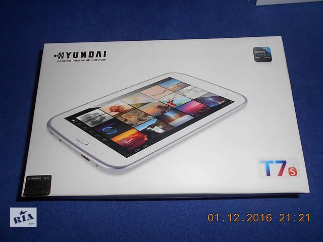 купить бу Hyundai T7S 1.4Ghz/4ядра/2Gb/16Gb/GPS в Тернополе