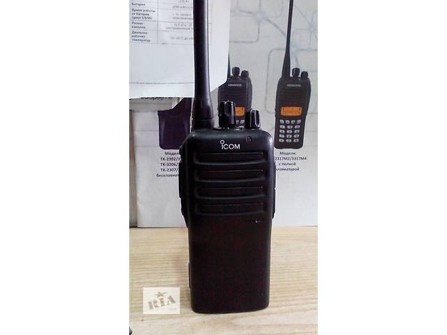 продам Icom IC-F16, радиостанция, рация VHF диапазона бу в Львове