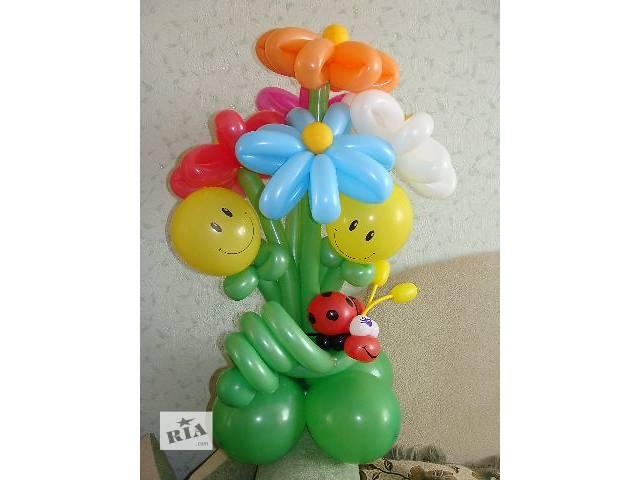 Игрушки из воздушных шариков- объявление о продаже  в Тернополе