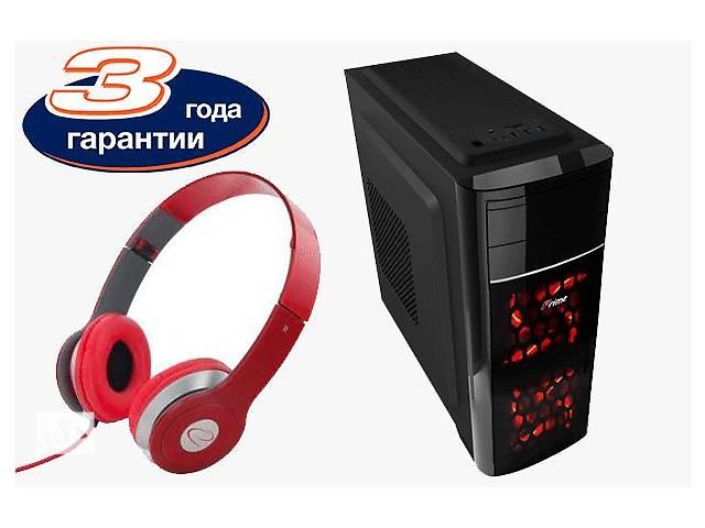 купить бу Iгровий 4 ядра / вiдеокарта radeon hd 8280 4гб / + крутий подарунок! в Днепре (Днепропетровск)