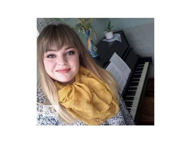 продам Индивидуальные уроки игры на Фортепиано бу в Тернополе