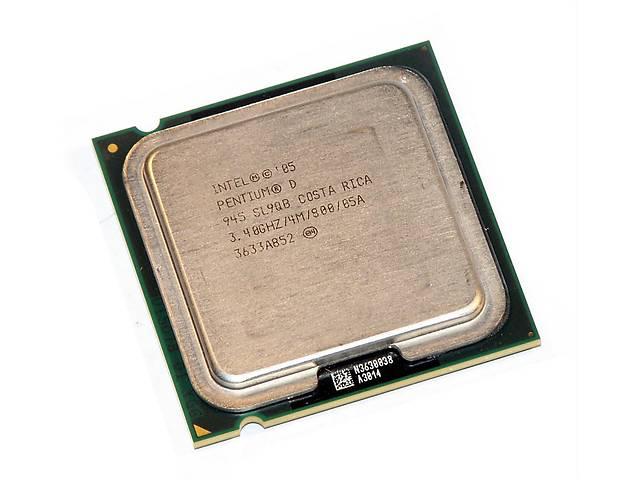 Intel Core 2 Duo Quad D945 E6850 E8400 Q6600- объявление о продаже  в Киеве