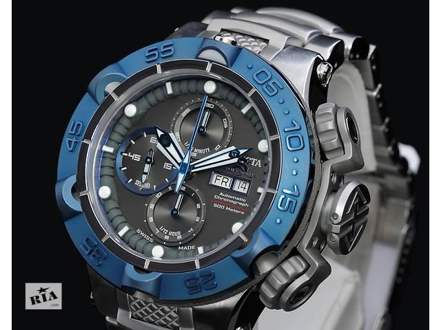 бу INVICTA 15493 Subaqua Noma V Swiss Automatiс швейцарские мужские часы в Львове