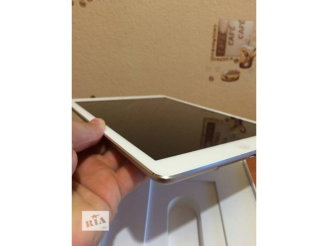 продам iPad Air silver wifi бу в Краматорске