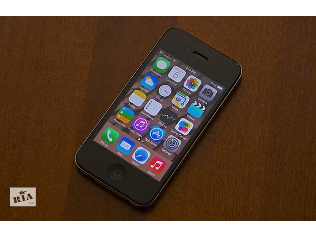 продам iphone 4 32 gb neverlock бу в Харькове