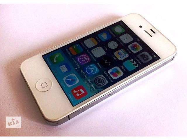 iPhone 4s 16 Гб- объявление о продаже  в Киеве