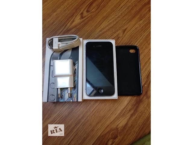 купить бу IPhone  4s 16gb в Виннице