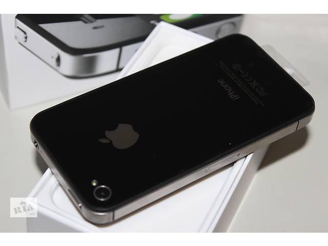 iPhone 4s 32Gb є:8,16,64Гб [NEW в плёнке] оригинал NEVERLOCK 20шт. (без предоплат (в подар.-стекло и чехол- объявление о продаже  в Хмельницком