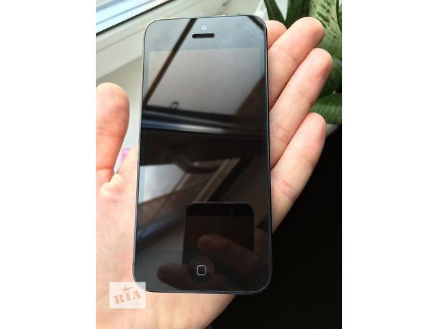 купить бу iPhone 5 16gb Neverlock в Киеве