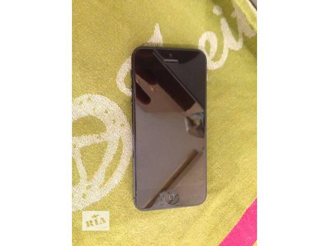 купить бу iPhone 5 16gb newerlock  в Киеве