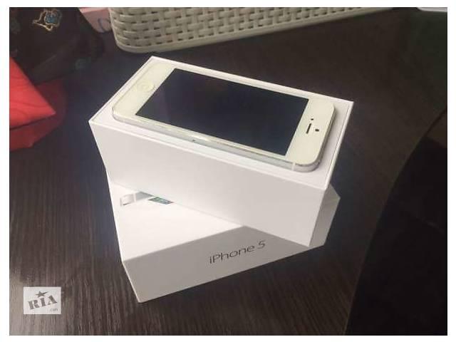 Iphone 5 16Gb- объявление о продаже  в Переяславе-Хмельницком
