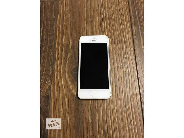 купить бу iPhone  5  16gb в Харькове