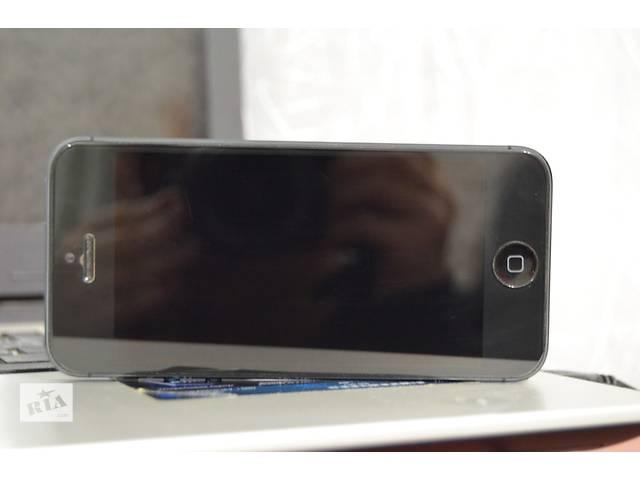 IPhone 5 32 gb ИДЕАЛ- объявление о продаже  в Киеве