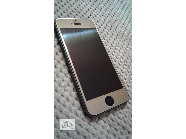 Iphone 5 Neverlock, НЕ REFURBUISHED. Как новый!!- объявление о продаже  в Новомосковске