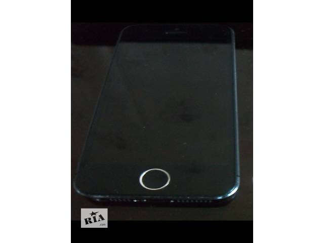 бу iPhone 5  newerlock  в Киеве