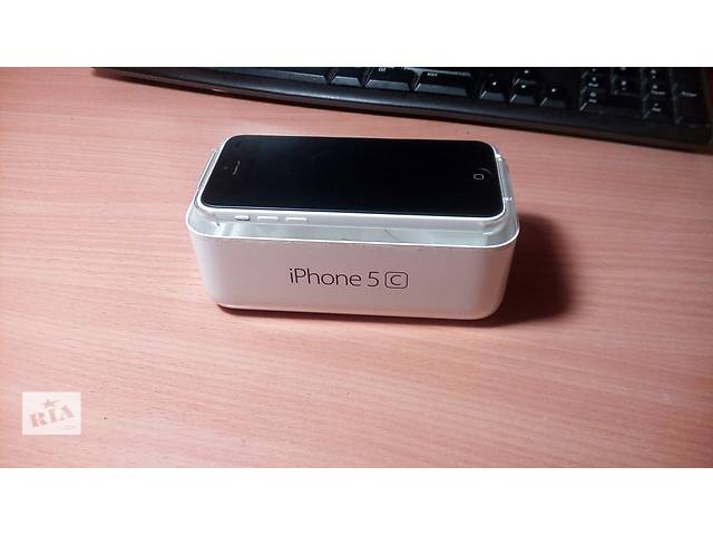 купить бу Iphone 5c 16gb White neverlock в Одессе