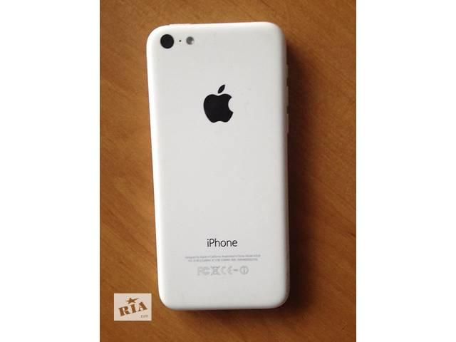 продам IPhone 5C 16GB White бу в Полтаве