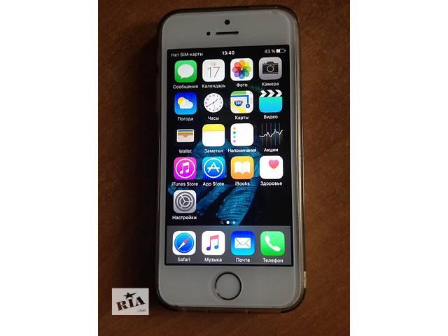 продам iPhone 5S 16GB Gold Залоченый бу в Полтаве