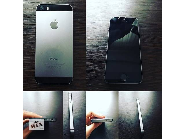 продам IPhone 5S 16gb neverlock бу в Ивано-Франковске
