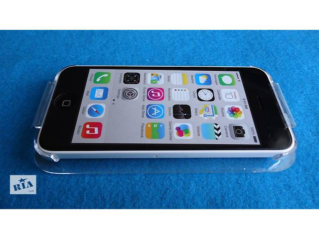 купить бу IPhone 5с 8Gb [NEW в завод/плёнке]оригинал в Кропивницком (Кировограде)