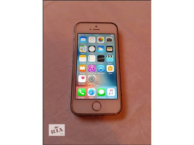 бу Iphone 5S Gold 64GB  в Киеве
