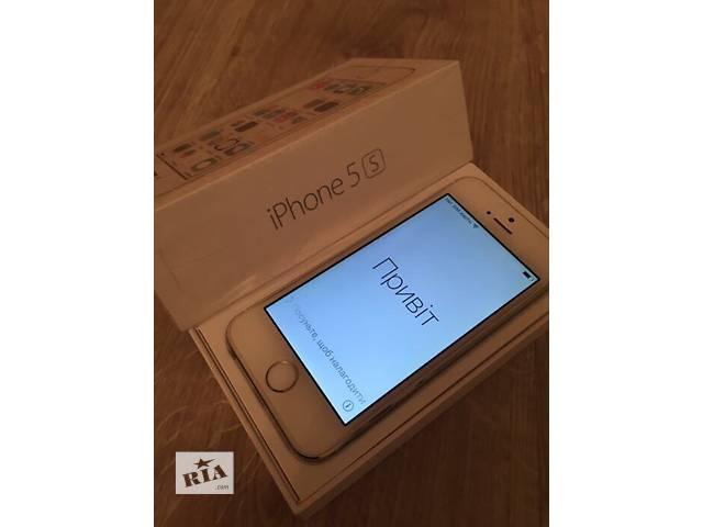 бу iPhone 5s neverlock  в Виннице