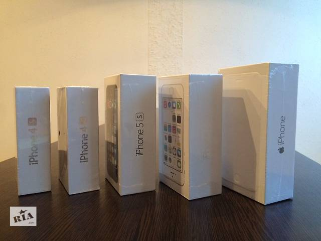 IPhone 5s новый, запечатан из США- объявление о продаже  в Запорожье