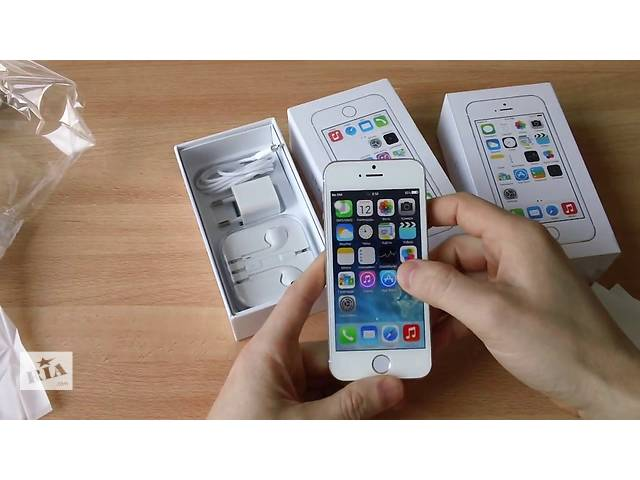 продам IPhone 5s (золотой, белый, черный) Новый бу в Киеве