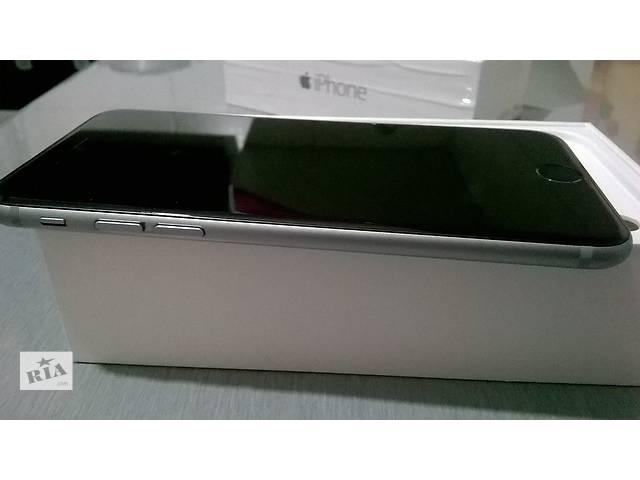 бу iPhone 6 16 gb Space Gray, Neverlock в Харькове