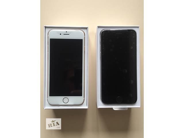 продам IPhone 6 16gb Spice grey/ Gold, Newerlock. Новые, Оригинальные !!! бу в Одессе