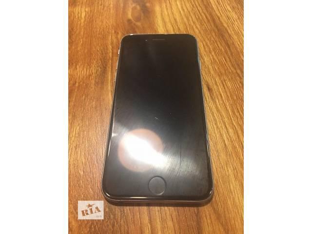 купить бу iphone 6 64gb neverlock black в Киеве