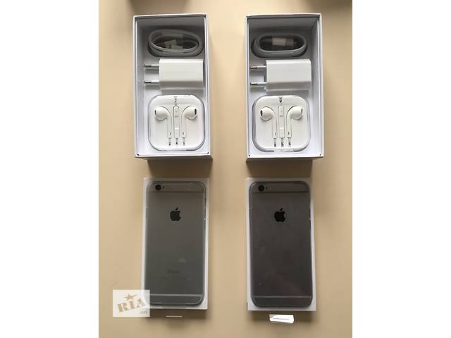 бу IPhone 6 64gb space gray/ Silver, Newerlock, НОВЫЙ !!! в Одессе