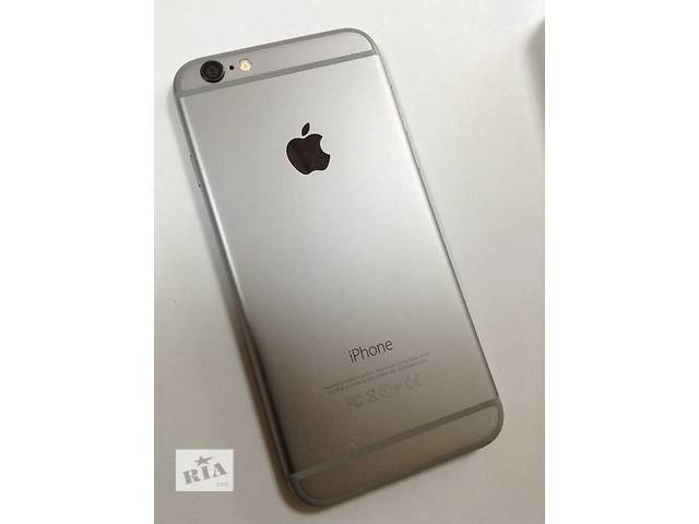 купить бу IPhone 6 64gb Space Gray в Одессе