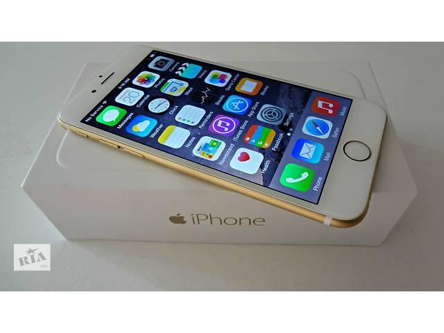 купить бу  Iphone 6 gold 16GB б/в  в Виннице