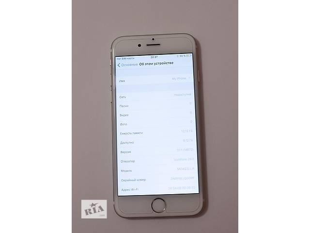 Iphone 6 gold- объявление о продаже  в Одессе