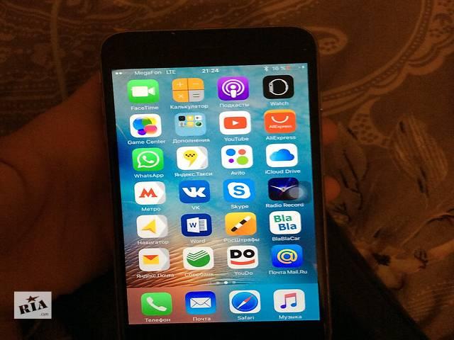 iPhone 6+.- объявление о продаже  в Киеве
