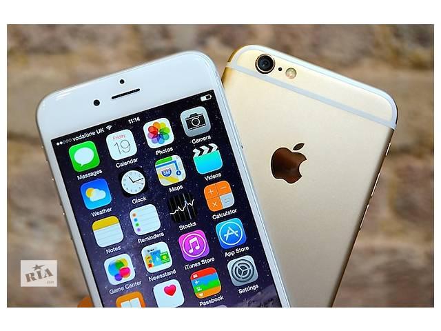 IPhone 6s GOLD 5 дюймов! копия.1 в 1 как оригинал!- объявление о продаже  в Барвенкове (Харьковской обл.)