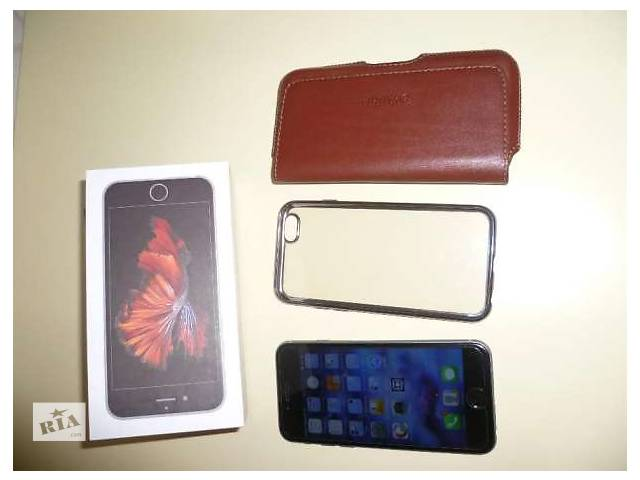 Iphone 6s копия + стекло + бампер + чехол- объявление о продаже  в Одессе