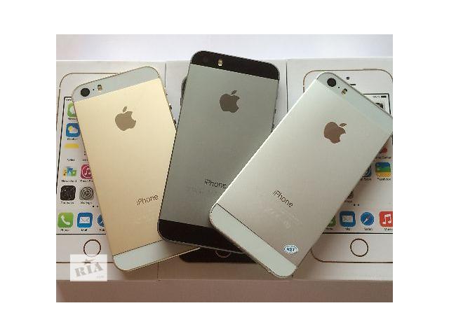 "бу Apple iPhone (Айфон) 5S Тепловой Экран 4"" 8Gb! WIFI! Оплата После Проверки Товара! Без Предоплат!копия в Одессе"