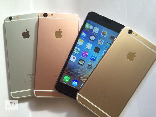 """купить бу Apple Iphone (Айфон) 6S Plus 5.5"""" 16Gb MTK6582! Android 5.0.1! Оплата После Проверки Товара! Без Предоплат! Хит!копия в Одессе"""