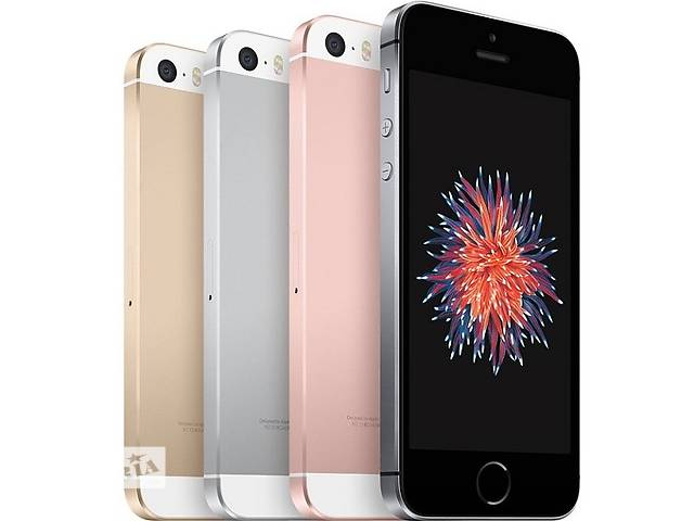 купить бу iPhone SE 5S 4GB копия 3G Android 4.2 экран 4 дюйма IPS 4 ядра 4 ГБ 8 мп в Одессе