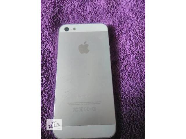 бу iPhone5 в Луцке