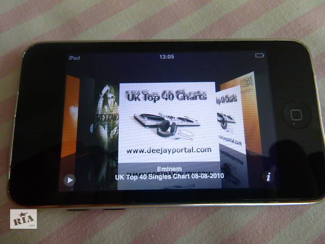 продам ipod touch 3th generation 32gb бу в Днепре (Днепропетровске)