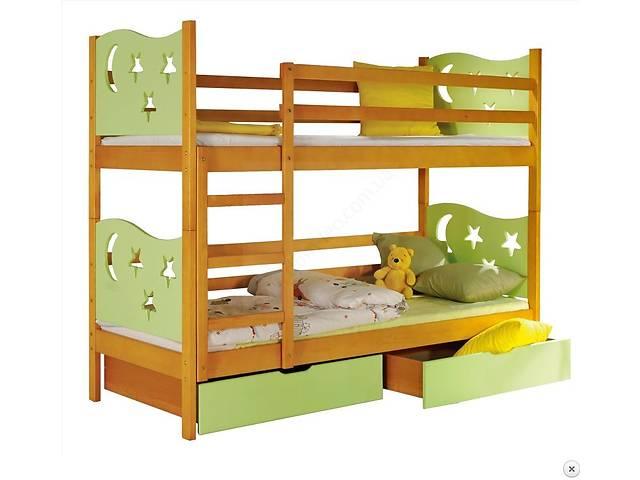 бу Yarek:двухярусная кровать+ящ. и матрасы от фабрики кроватей (качество гарантировано) в Луцке