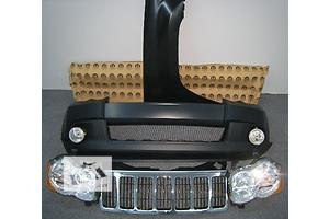 Новые Бамперы передние Jeep Grand Cherokee