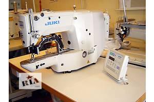 б/у Швейная машинка электрическая Juki