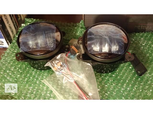 продам JW Speaker 6145 Фары противотуманные, противотуманки. JEEP, универсальные.  бу в Львове